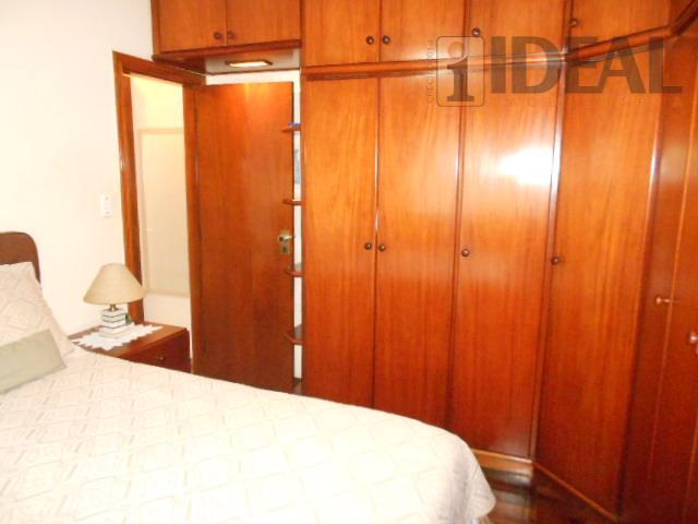 lindo apartamento, rico em armários, com 3 dormitórios, sendo uma suíte,, lavabo, sala para dois ambientes...