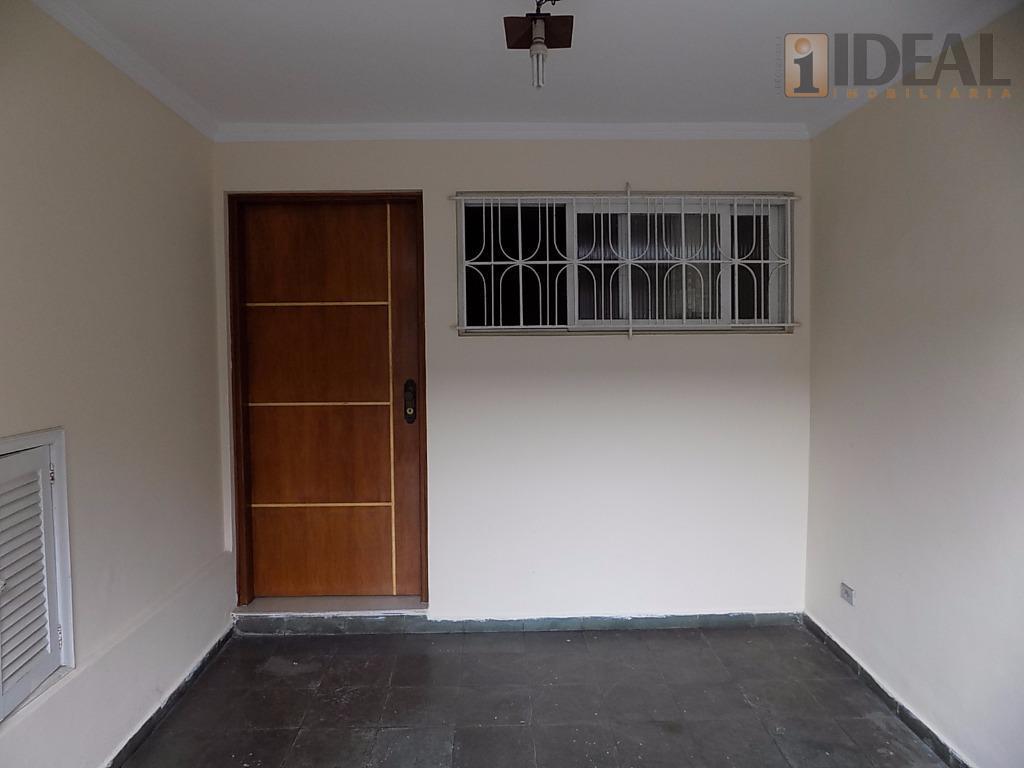 Sobrado residencial à venda, Embaré, Santos.