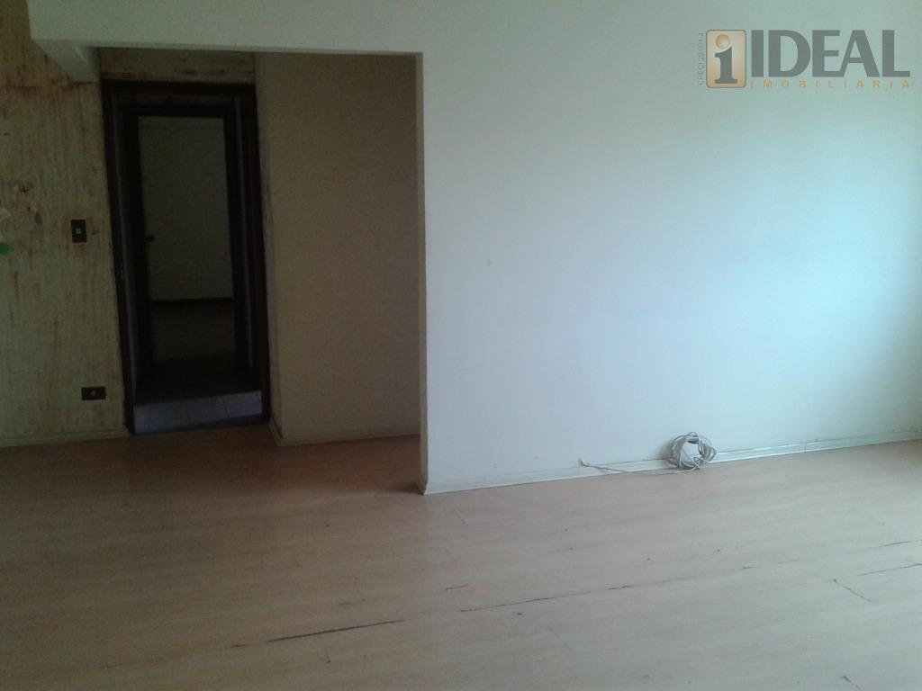 Apartamento residencial para venda e locação, Campo Grande, Santos - AP1723.