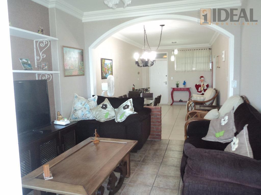 Apartamento residencial à venda, Aparecida, Santos - AP1783.