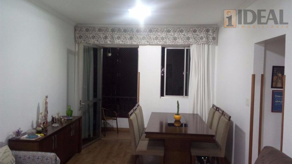 Excelente apartamento - 2 dormitorios - garagem demarcada.