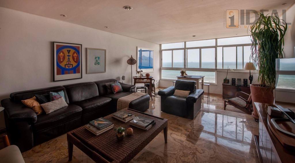 magnifico apartamento na praia do boqueirão, em santos, frente ao mar, andar alto, linda vista de...