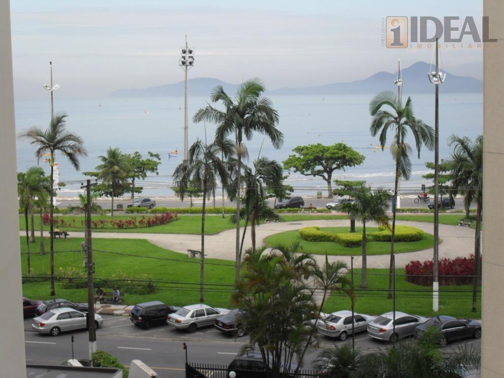Apartamento  alto padrão à venda, Ponta da Praia, Santos.