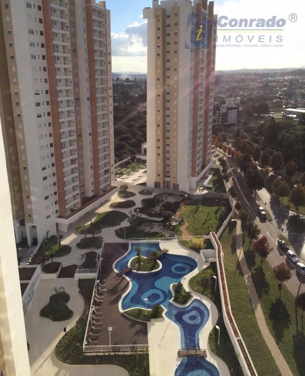 Apartamento semimobiliado no Condomínio Parque Ecoville