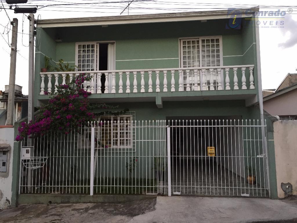 Sobrado residencial para venda, Cidade Industrial, Curitiba.