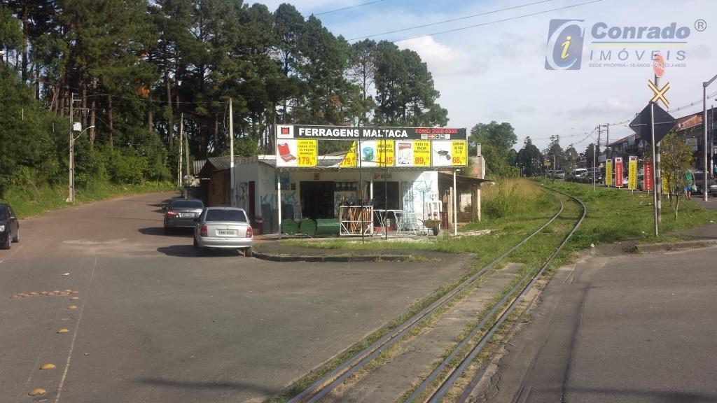 Terreno  residencial à venda, Cachoeira, Almirante Tamandaré.