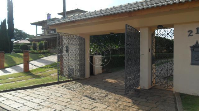 Casa residencial à venda, Condomínio Ville de Chamonix, Itatiba.