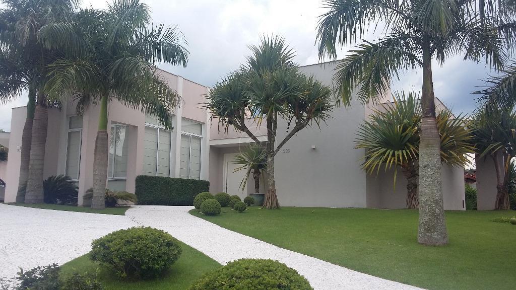 Casa residencial para venda e locação, Condomínio Ville de Chamonix, Itatiba - CA0382.