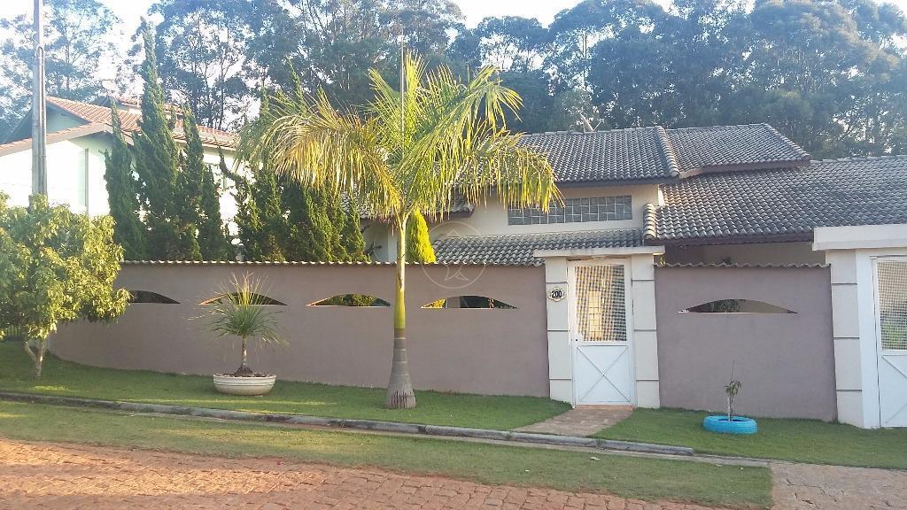 Casa  residencial à venda, Parque São Gabriel, Itatiba.