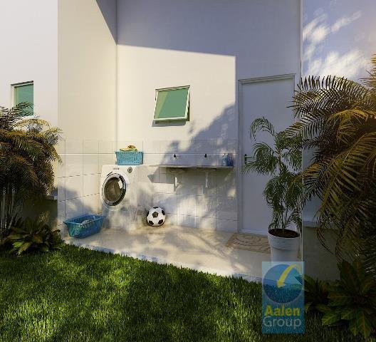 localizado em horizonte- ce, viva o sonho é um empreendimento de casas individuais com 69m2, 02...