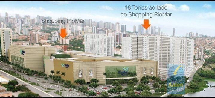mérit office mall ficara localizado na av. santos dumont tendo nas proximidades o shopping riomar e...