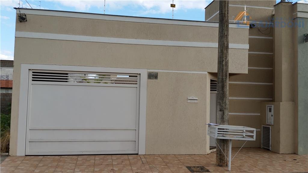 Casa  residencial à venda, Dona Amélia, Araçatuba.