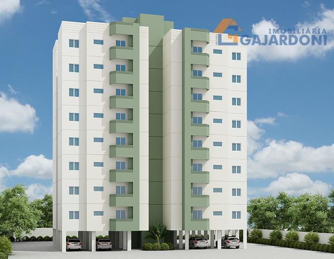 Apartamento residencial para venda e locação, Residencial Alvorada, Birigüi - AP0149.