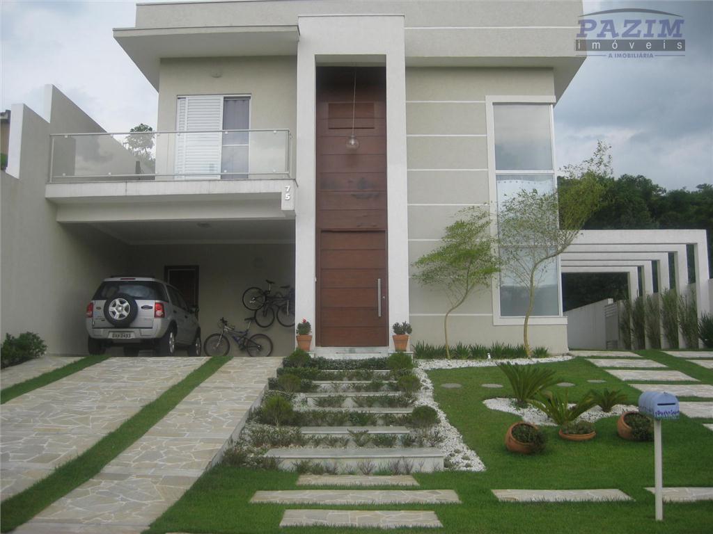 Casa Residencial à venda, Condomínio Terras de Vinhedo, Vinhedo - CA0784.