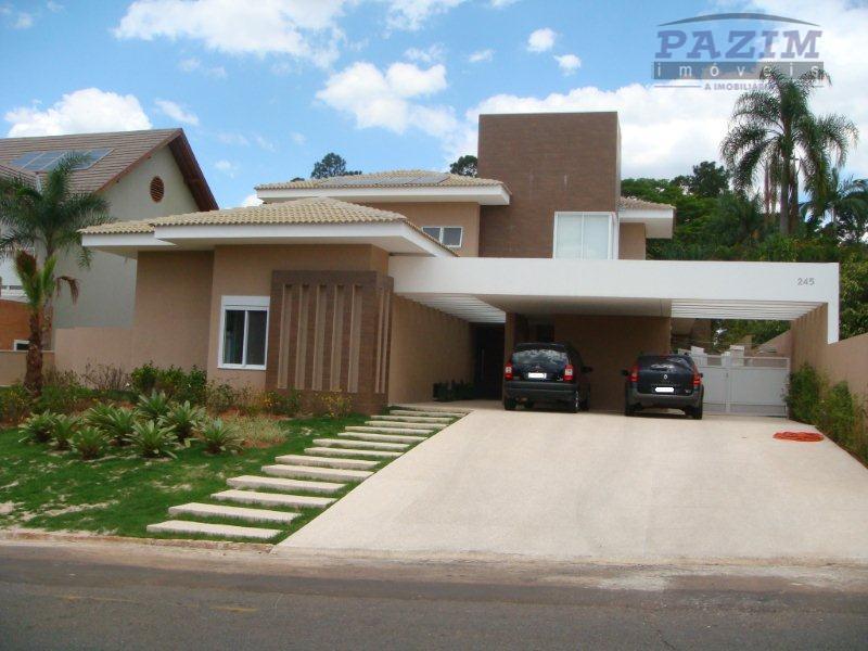 Casa Residencial à venda, Condomínio São Joaquim, Vinhedo - CA1166.