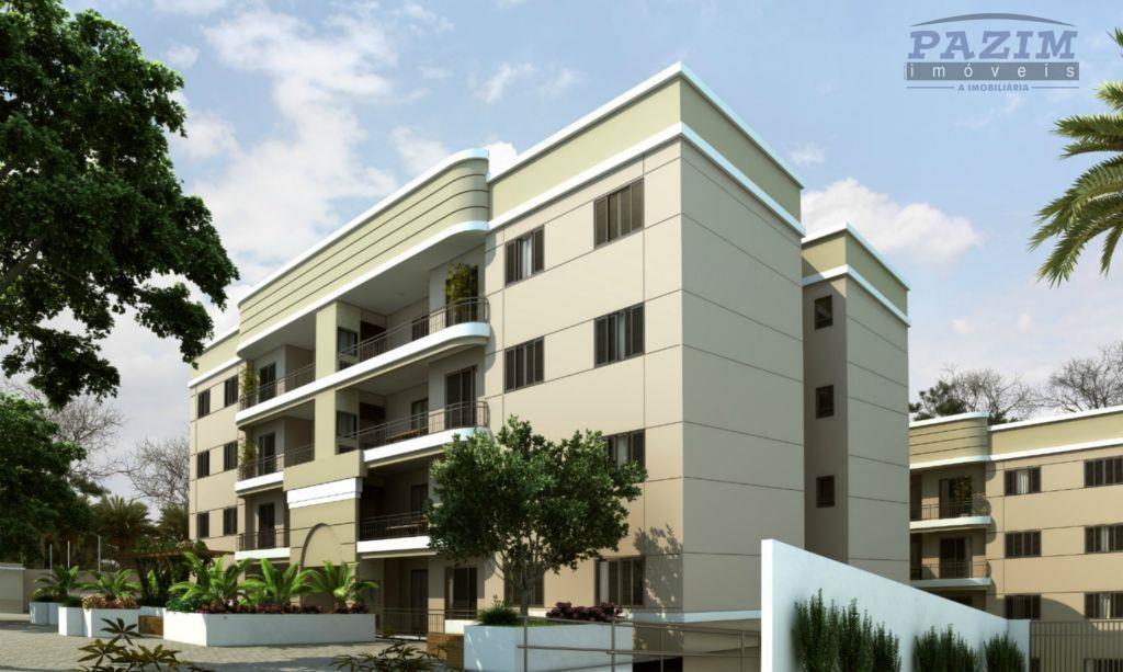 Apartamento residencial à venda, Condomínio Mondo Itália, Vinhedo - AP0890.
