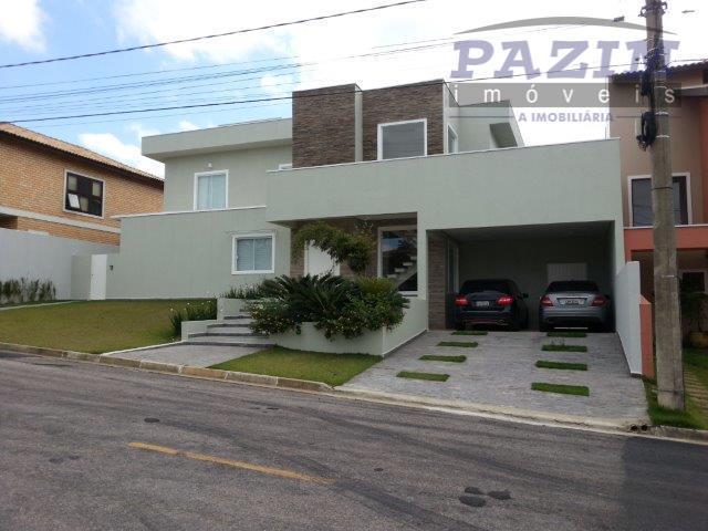 Casa residencial para venda e locação, Condomínio Grape Village, Vinhedo - CA3283.