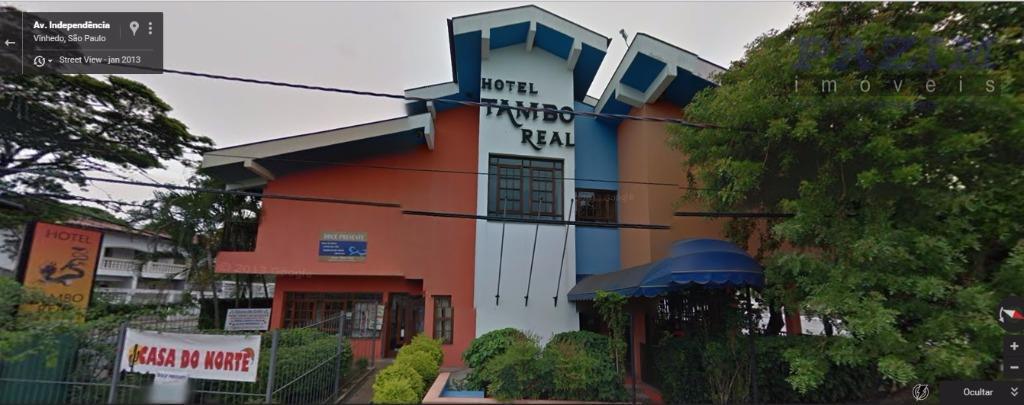 Hotel comercial à venda, Jardim Santa Rosa, Vinhedo - HO0001.