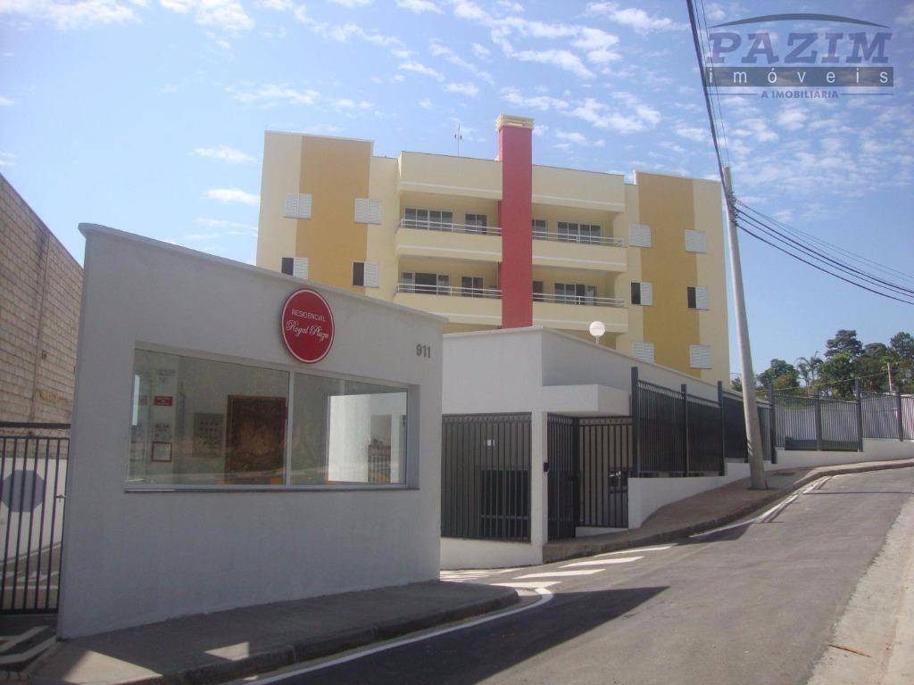 Apartamento à venda, Residencial Royal Plaza, Vinhedo.