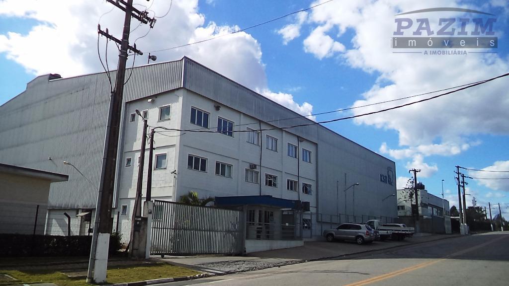 Galpão para locação, Distrito Industrial, Vinhedo.