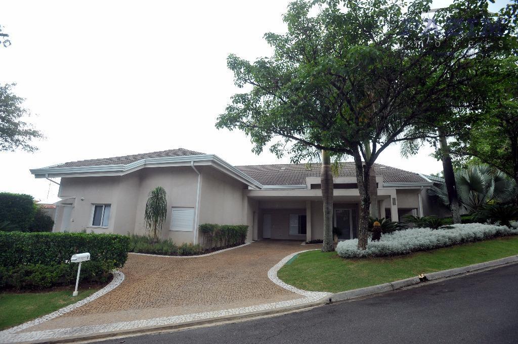 Casa para venda e locação, Condomínio Jardim Paulista I, Vinhedo.