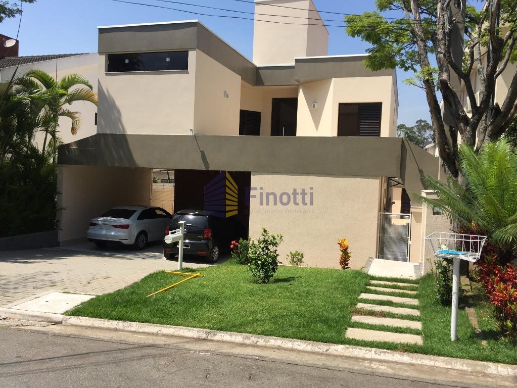 Casa residencial para locação, Residencial Seis (Alphaville), Santana de Parnaíba.
