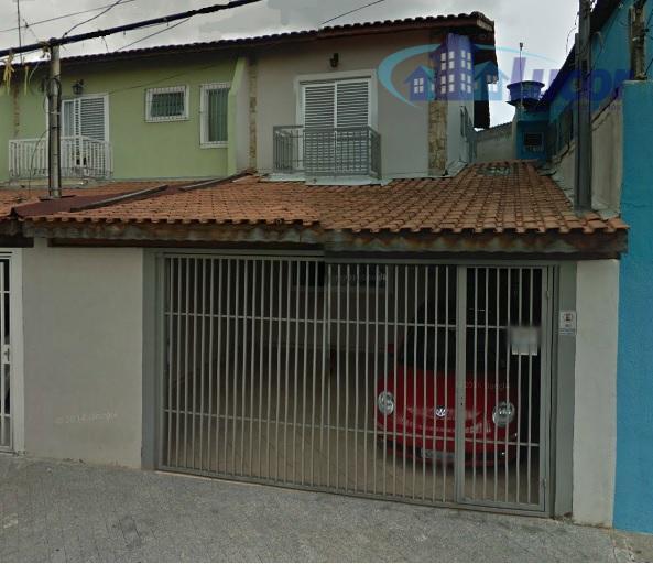 Casa Padrão à venda, Jardim Eliane, São Paulo