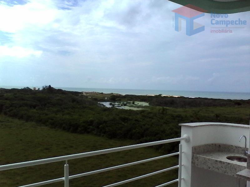 Apartamento no Campeche com vista permanente para o Mar!