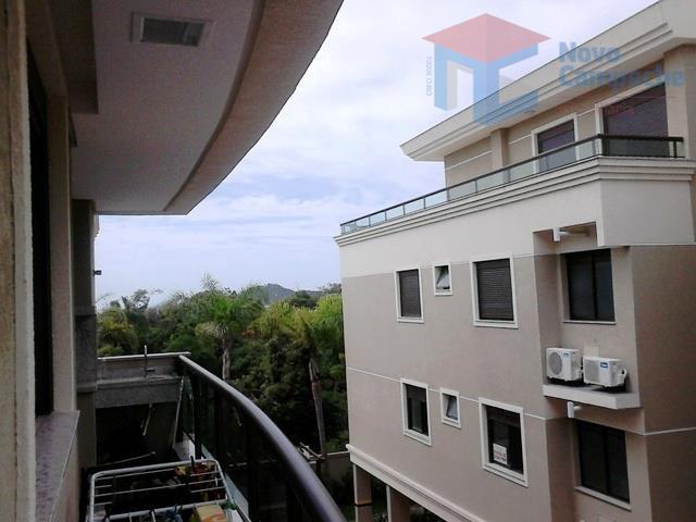 Apartamento no Campeche em condomínio de alto padrão