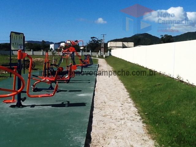 Terreno no Campeche em condomínio alto padrão