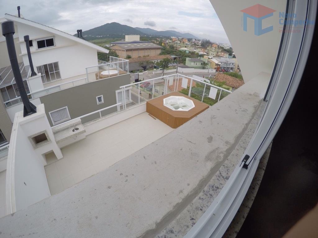 Cobertura no Campeche de alto padrão com vista para o Mar!
