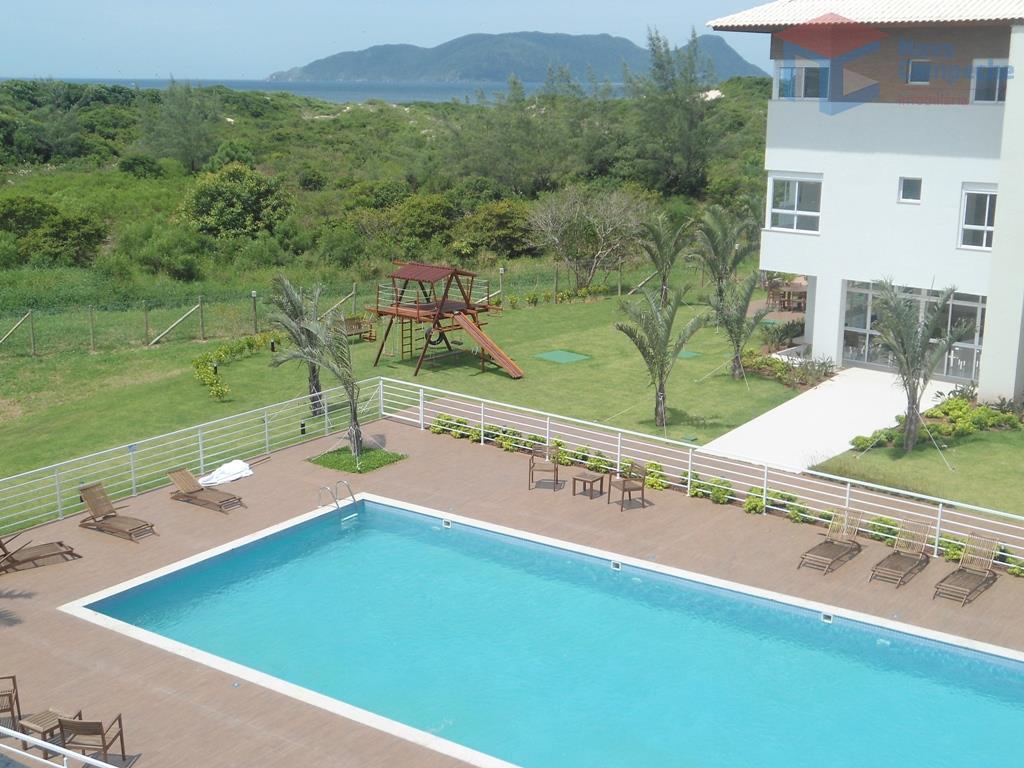 Apartamento no Campeche pé na areia!