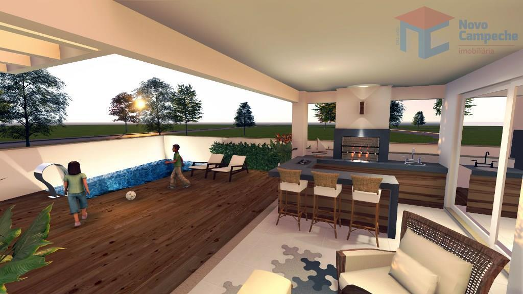 Casa no Campeche de alto padrão em condomínio