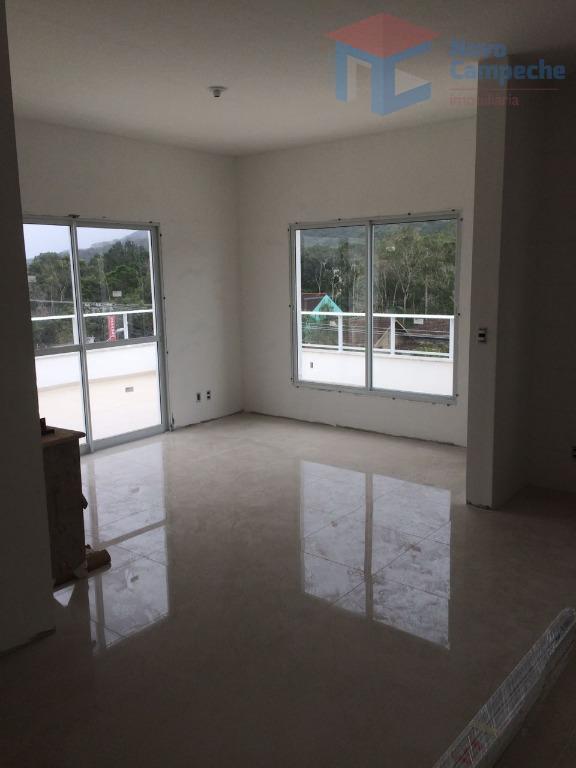 Cobertura com 2 dormitórios à venda, 234 m² por R$ 990.000 - Campeche - Florianópolis/SC