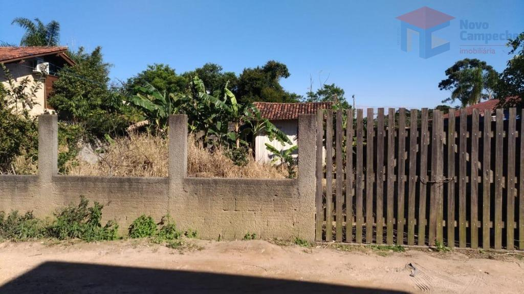 Terreno residencial à venda, Morro das Pedras, Florianópolis.