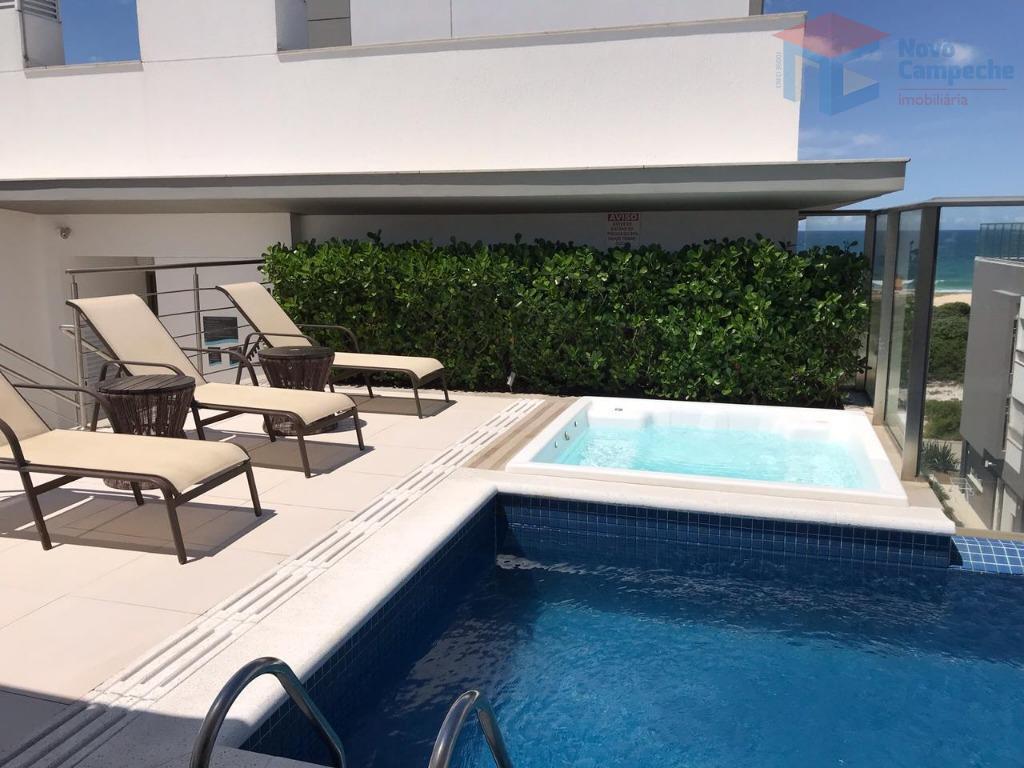 Apartamento Garden residencial à venda, Novo Campeche, Florianópolis.