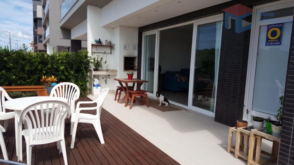 Apartamento Garden com 2 dormitórios à venda, 218 m² por R$ 1.280.000 - Novo Campeche - Florianópolis/SC