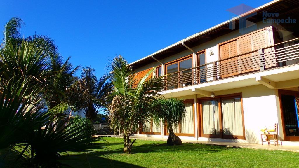 Casa com 4 dormitórios à venda, 368 m² por R$ 1.320.000 - Campeche - Florianópolis/SC