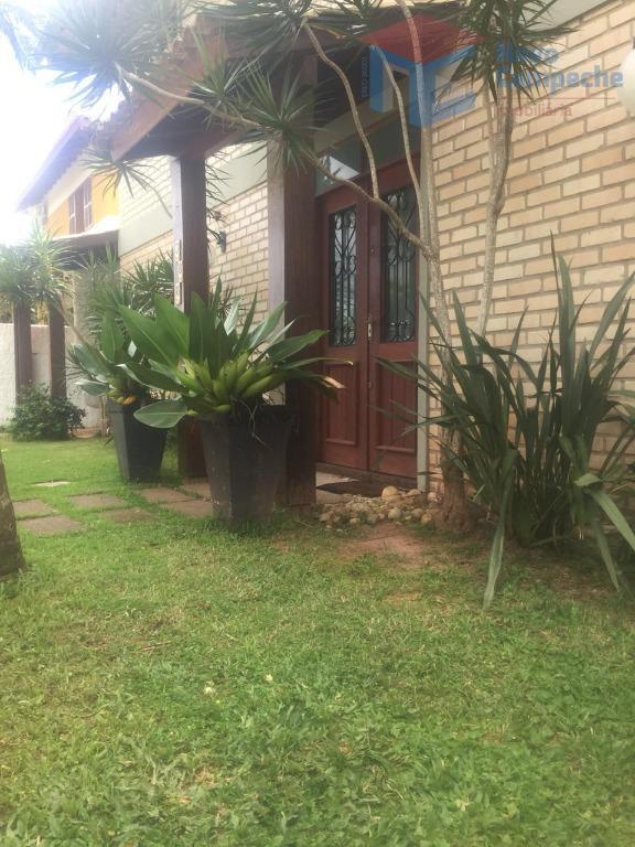 Casa com 1 dormitório à venda, 190 m² por R$ 1.350.000 - Campeche - Florianópolis/SC