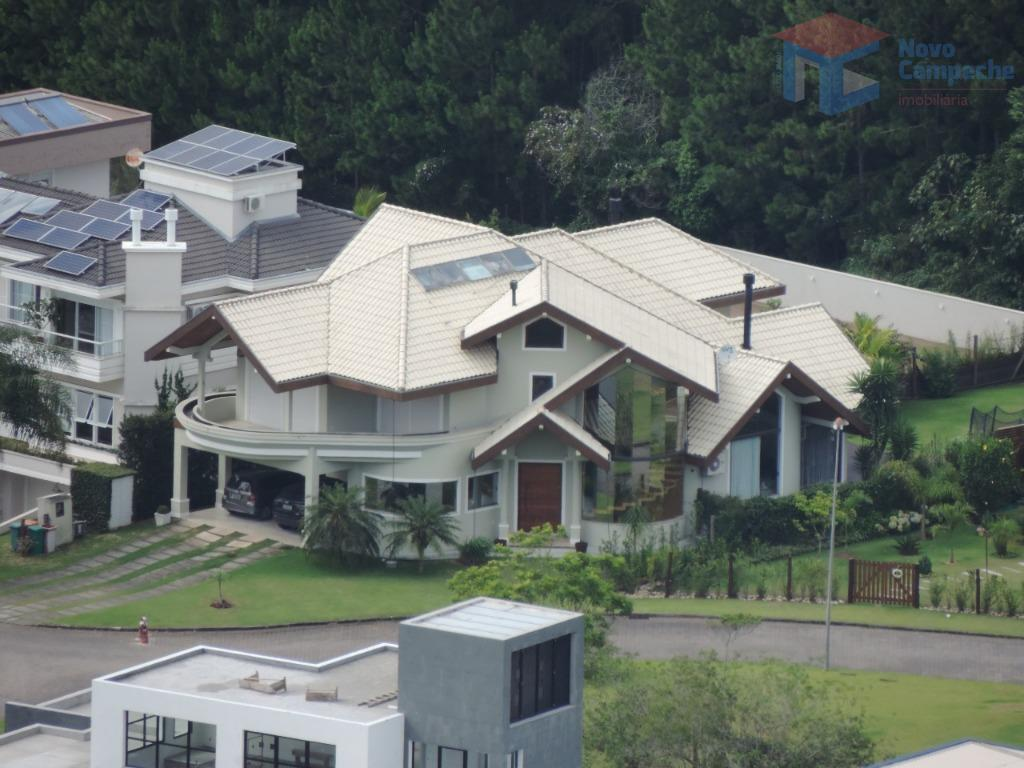 Casa com 4 dormitórios à venda, 410 m² por R$ 2.500.000 - Campeche - Florianópolis/SC