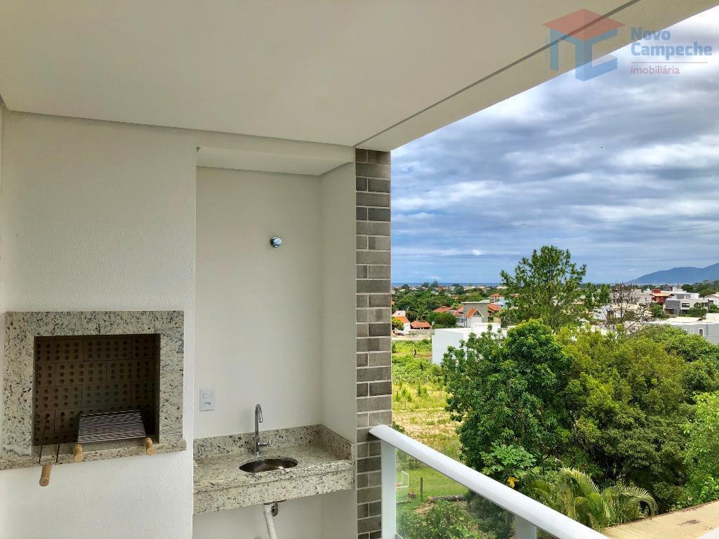 Apartamento com 3 dormitórios à venda, 87 m² por R$ 660.000 - Campeche - Florianópolis/SC