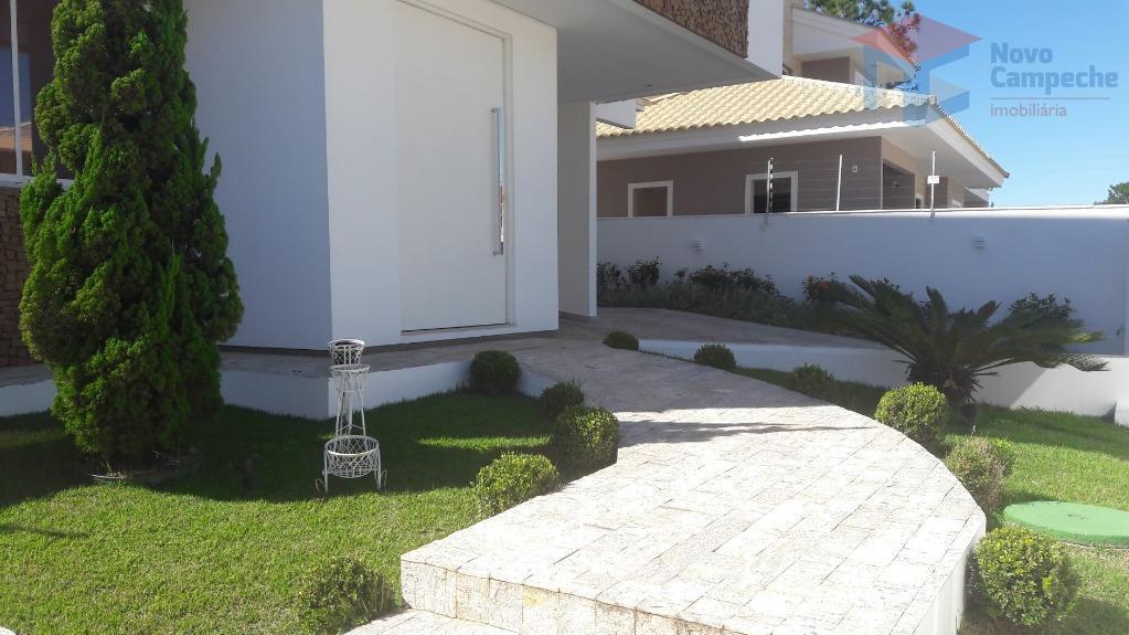 Casa com 3 dormitórios à venda, 244 m² por R$ 1.700.000 - Campeche - Florianópolis/SC