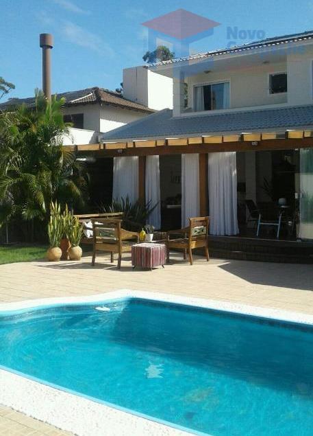 Casa com 4 dormitórios à venda, 348 m² por R$ 1.450.000 - Rio Tavares - Florianópolis/SC