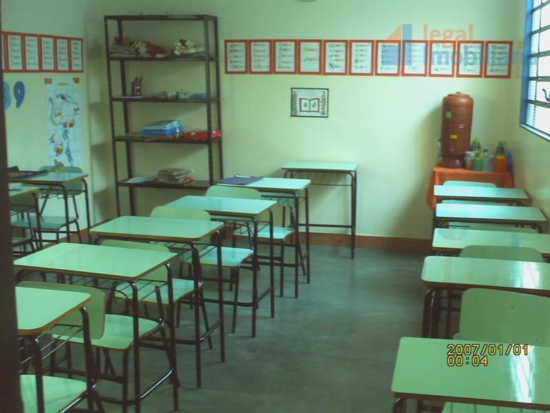 Prédio comercial para Escola Jd. Macedo
