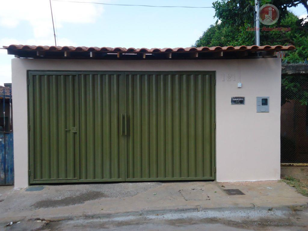 Casa residencial à venda, Eldorado, Montes Claros.