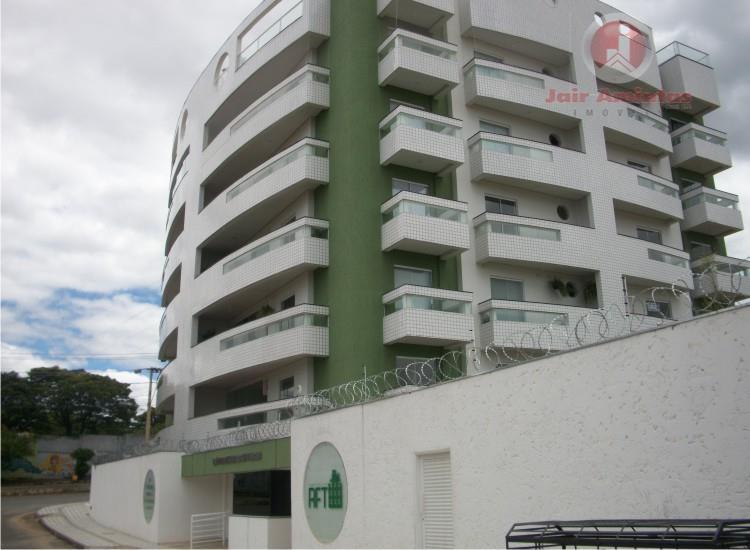 Apartamento residencial à venda, Jardim Panorama, Montes Claros.