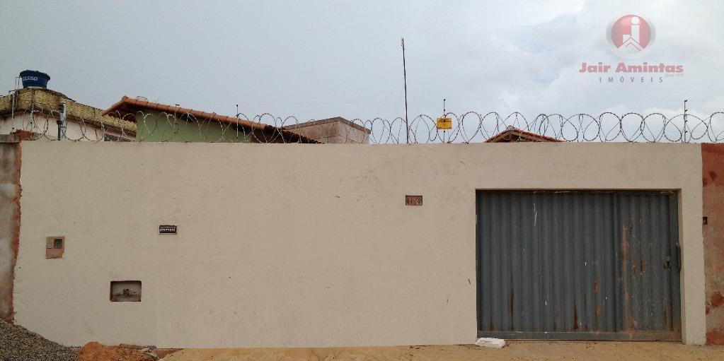 Casa  residencial à venda, Santa Laura, Montes Claros.