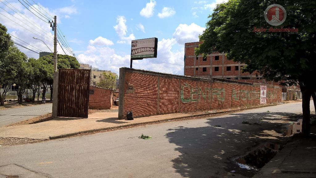 Terreno  residencial à venda, Cidade Nova, Montes Claros.