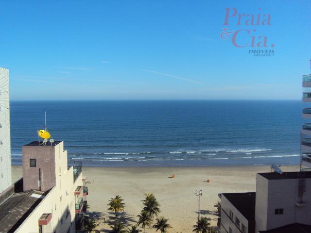 Apartamento residencial à venda, Canto do Forte, Praia Grande - AP0011.