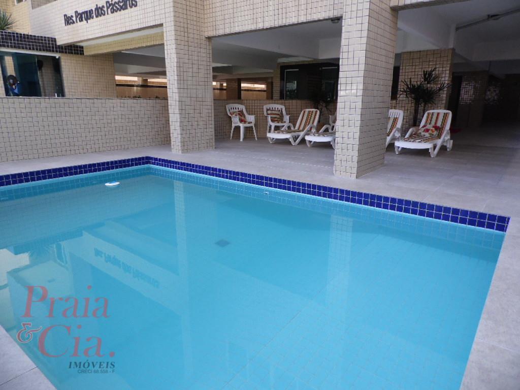 Imóveis no Canto do Forte - Apartamento residencial à venda,  Praia Grande - AP0015.